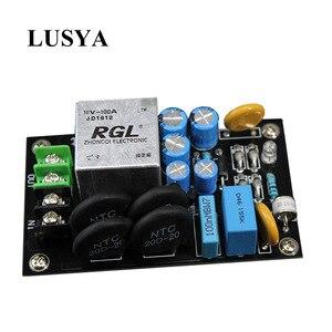 Image 2 - Lusya 2000 W מגבר כוח אספקת רך החל לוח 100A גבוה הנוכחי לכיתה אודיו מגבר לוח AC220V G1 006