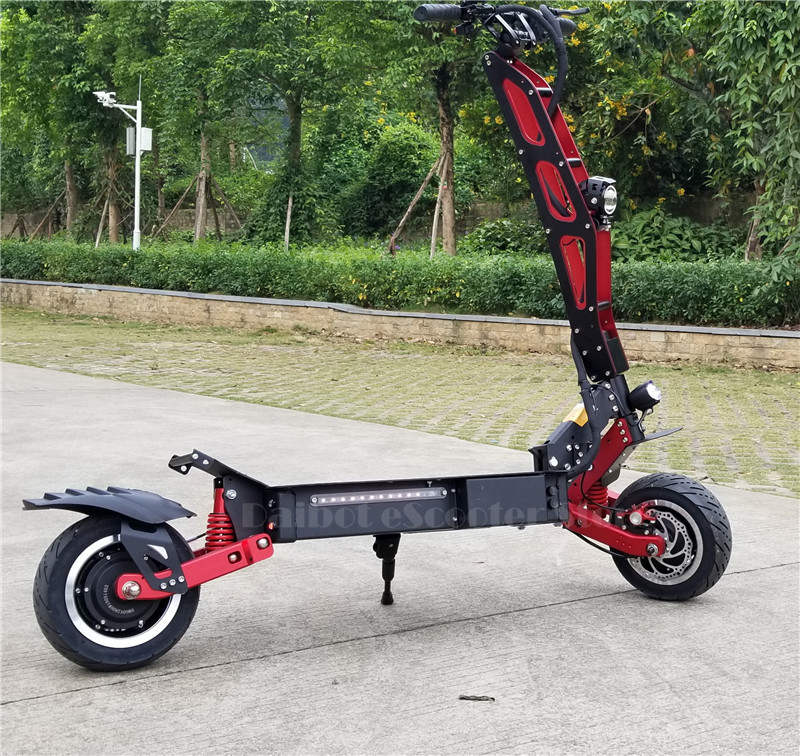 Scooters 2 Motor Drive 11 Inch Powerful Electric Scooter 3200w 60v Folding Electric Scooter Outstanding Features