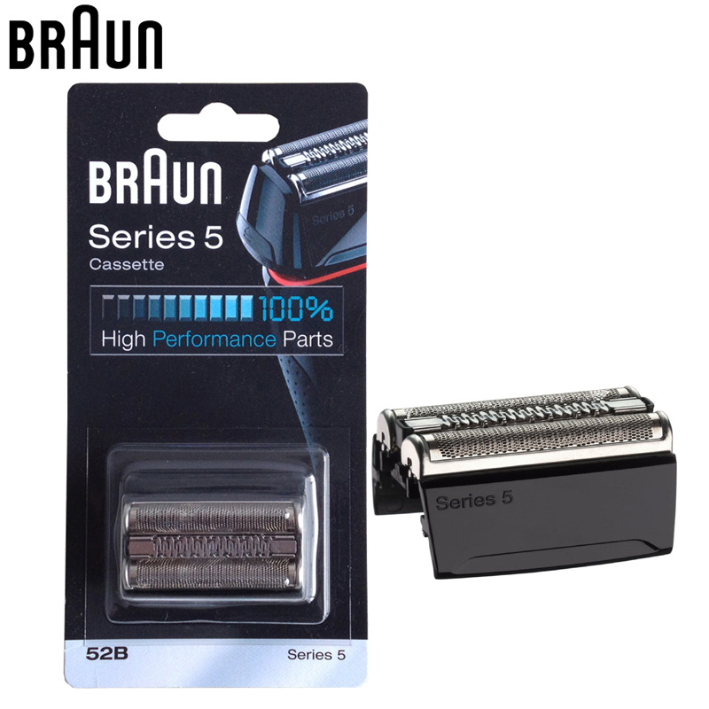 braun 52b shavers razor head cassette replacement for. Black Bedroom Furniture Sets. Home Design Ideas