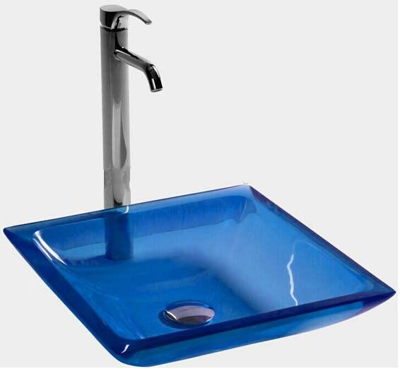 US $335.0  Rettangolare Bagno In Resina Acrilico Contatore Top Lavello  Vesel superficie Solida Pietra guardaroba Vanity Colorato Lavabo 3858  480-in ...