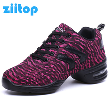 Natural Home 2017 Dancing Shoes for Women Jazz Sneaker New Salsa Dance Sneakers for Woman ballet shoes dance shoes
