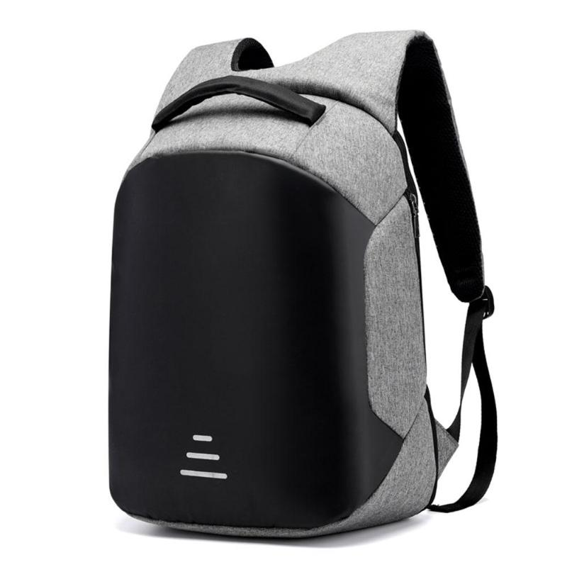 2019 Usb Charging Business Backpacks Men Anti-theft Waterproof Laptop Schoolbags Male Backpack Large Capacity 15.6 Inch