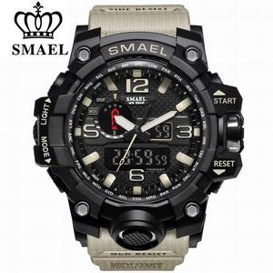 SMAEL Brand Fashion Watch Men