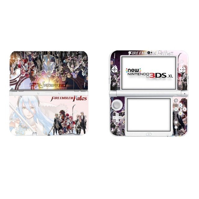 Accesorios Del Juego Para Nintendo Nuevo 3 Dsll Xl Vinilo Piel