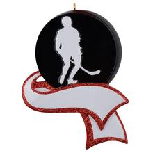 MAXORA Personalized Men's Hockey Ornament for Christmas Tree Decoration Sports souvenir  - Free Customization цены