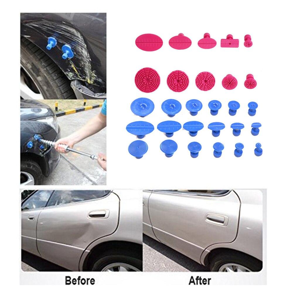 PDR клей Tab НДР вмятина отверстие автомобиль вмятина ремонт Инструменты комплект PDR клей вкладки Paintless Дент ремонтных работ с клеем съемник ...