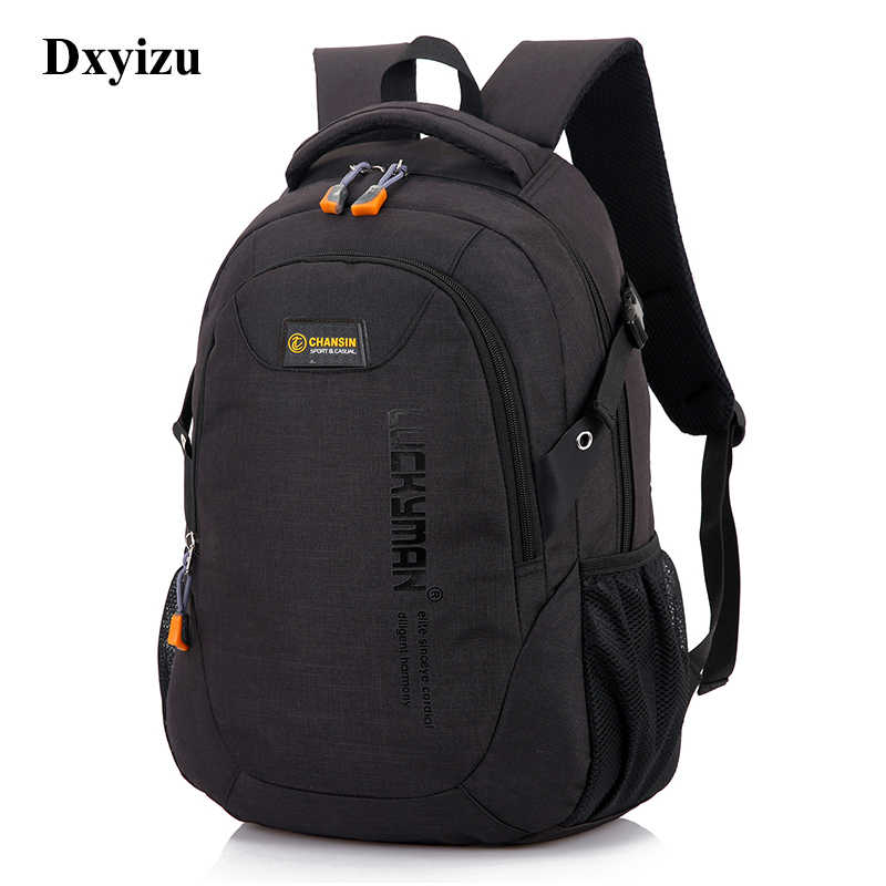 78cd36aee4ae Unisex School Bag Waterproof Nylon Brand New Schoolbag Business Men Women Backpack  Polyester Bag Shoulder Bags