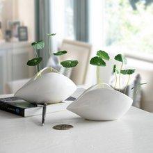 Download Wallpaper Seashell Vases Full Wallpapers
