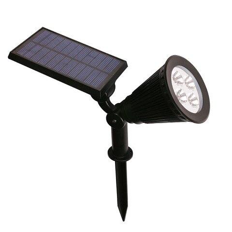 do jardim ao ar livre solar power