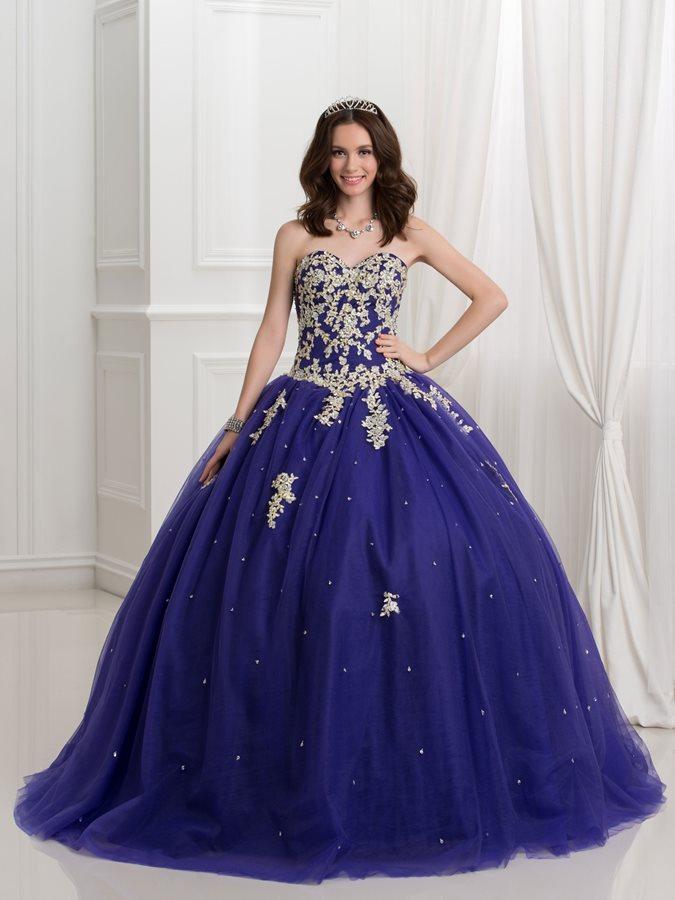 df287745bc8 2019 Ensotek Quinceanera Dresses Ball Gown Appliques vestidos de festa  longo 15 anos Sweet 16 Dress Debutante Gowns Dress