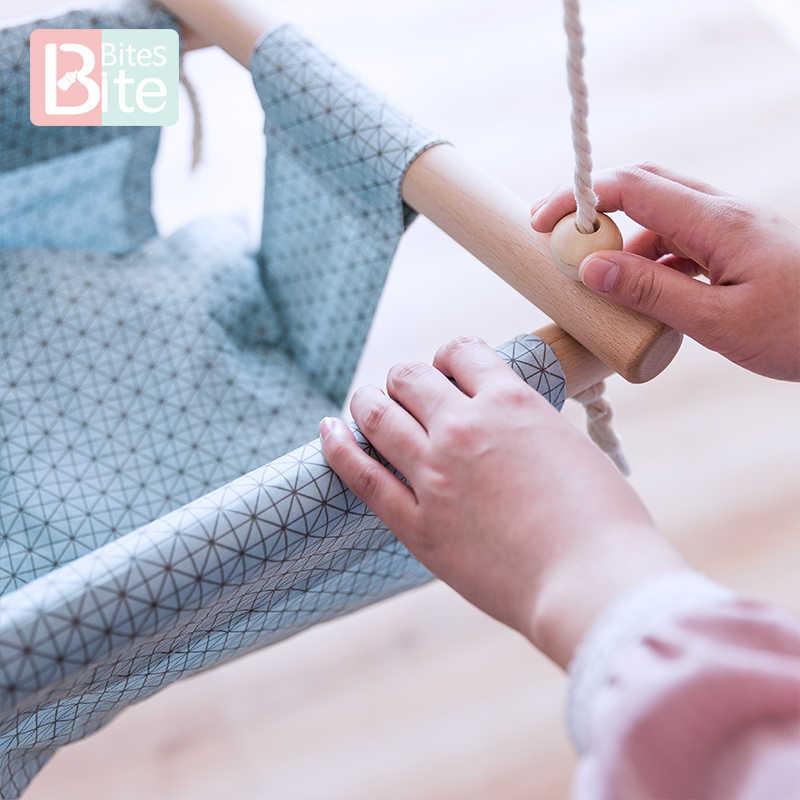 Mamihome 1set 나무 스윙 의자 교수형 요람 장난감 야외 요람 유치원 장난감 스윙 흔들 의자 어린이 용품