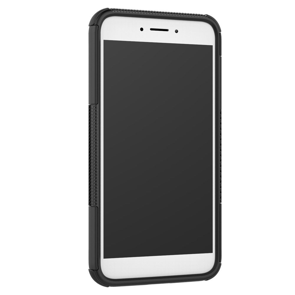 Hybrid TPU Armor Silikongummi hårt fodral för Xiaomi Redmi 4X hårt - Reservdelar och tillbehör för mobiltelefoner - Foto 4