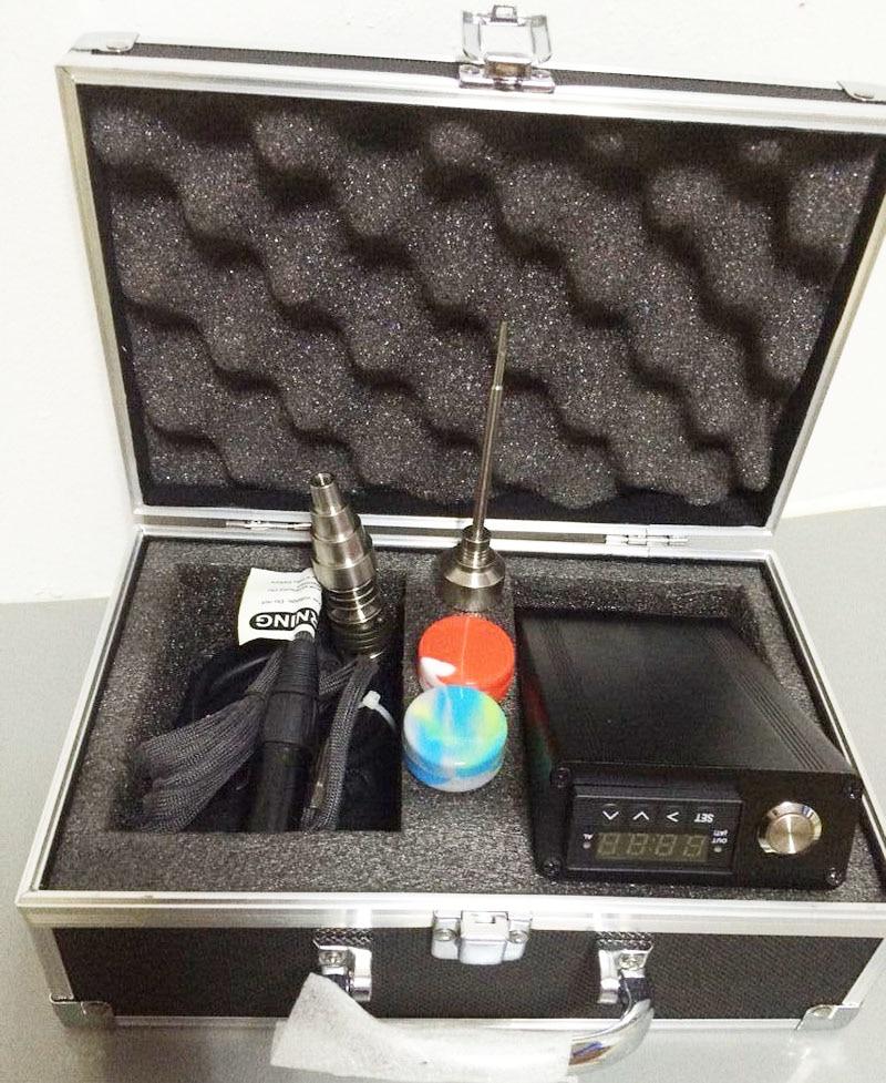 2016 New Smart Enail Dab Kit PID Electric Nail Dab with Tita
