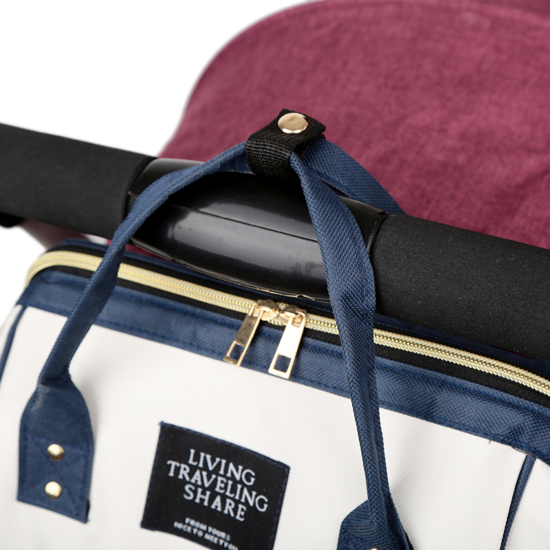 Large Capacity Mummy Bag Maternity Nappy Bag Travel Backpack Nursing Bag for Baby Care Women s Large Capacity Mummy Bag Maternity Nappy Bag Travel Backpack Nursing Bag for Baby Care Women's Fashion Bag