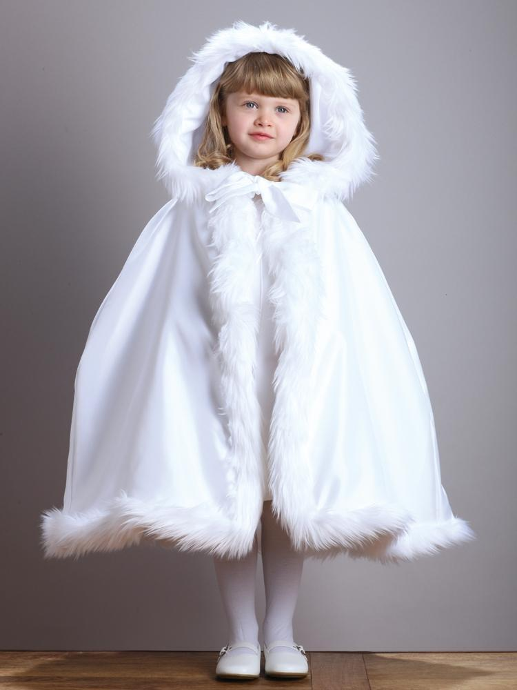 Popular Fur Cape Coat Kids-Buy Cheap Fur Cape Coat Kids lots from ...