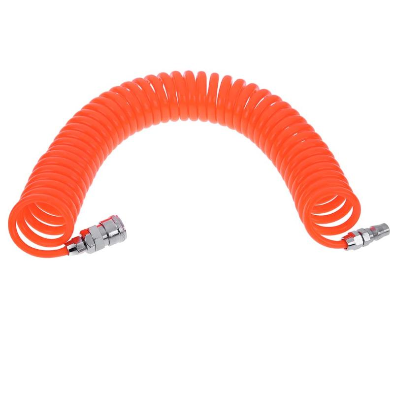 6m/9m Polyurethane PU Air Compressor Hose Tube Pneumatic Hose Pipe For Compressor Air Tool  PP20 + SP20 Type Household Tools