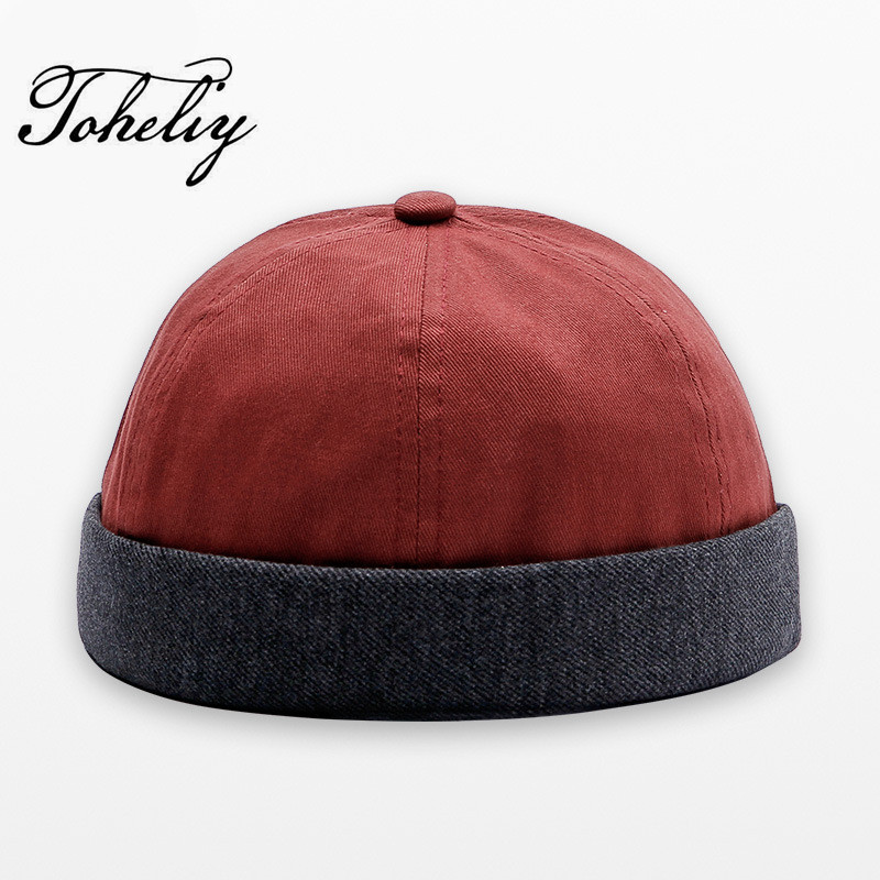 ab2e964d3fd Detail Feedback Questions about New style spring Autumn Fashion cotton Women  men Beret edge curl French Artist Beanie pachyrhizus Cap For Female on ...