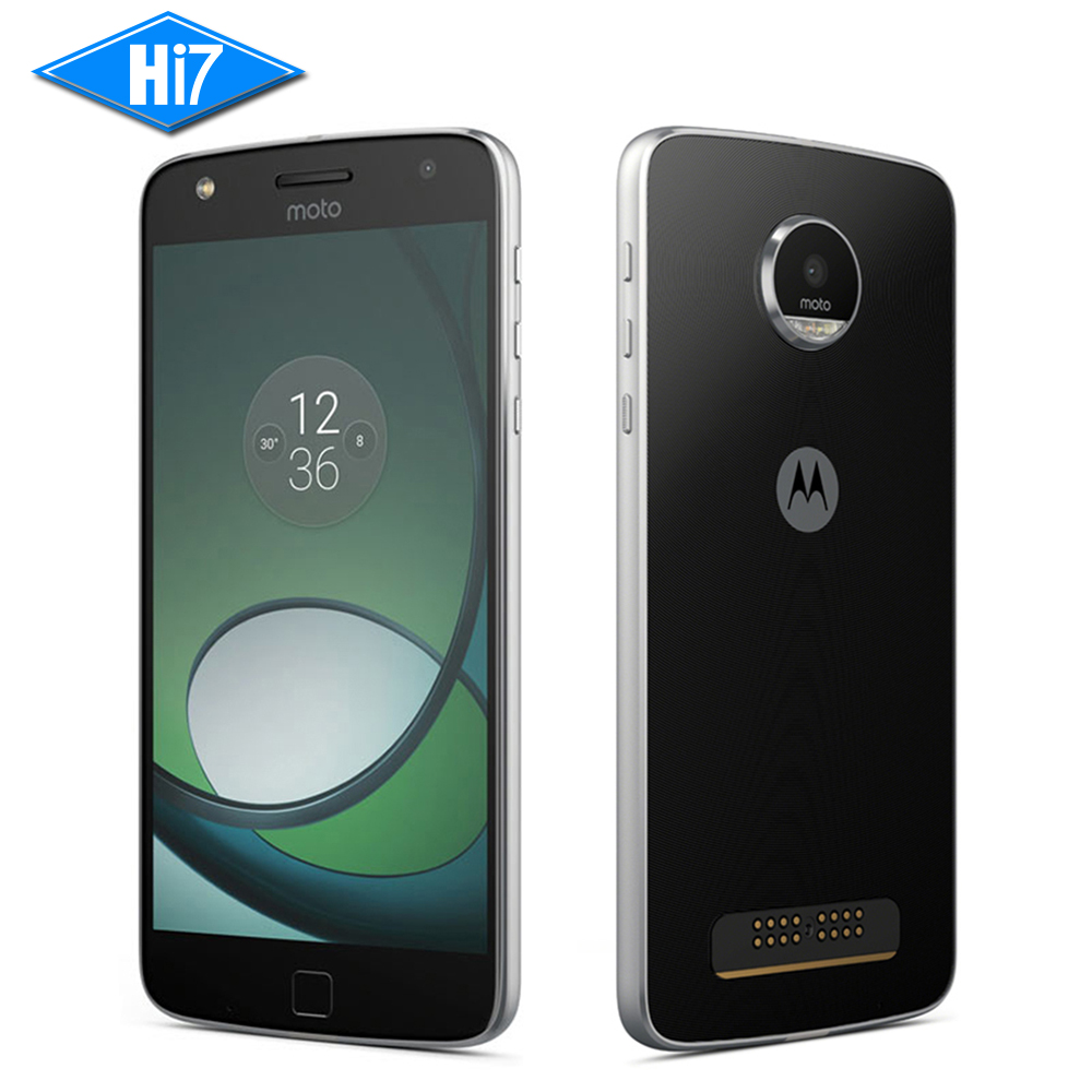 Motorola MOTO Z PLAY Mobile Phone 3 GB RAM 64 GB ROM Octa Core XT1635-03 5.5 ''Android