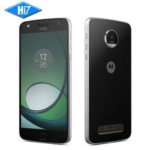 NEW Original Motorola MOTO Z PLAY Mobile Phone 3GB RAM 64GB ROM Octa Core XT1635-03 5.5'' Android 16.0MP 4G LTE Dual SIM Moto
