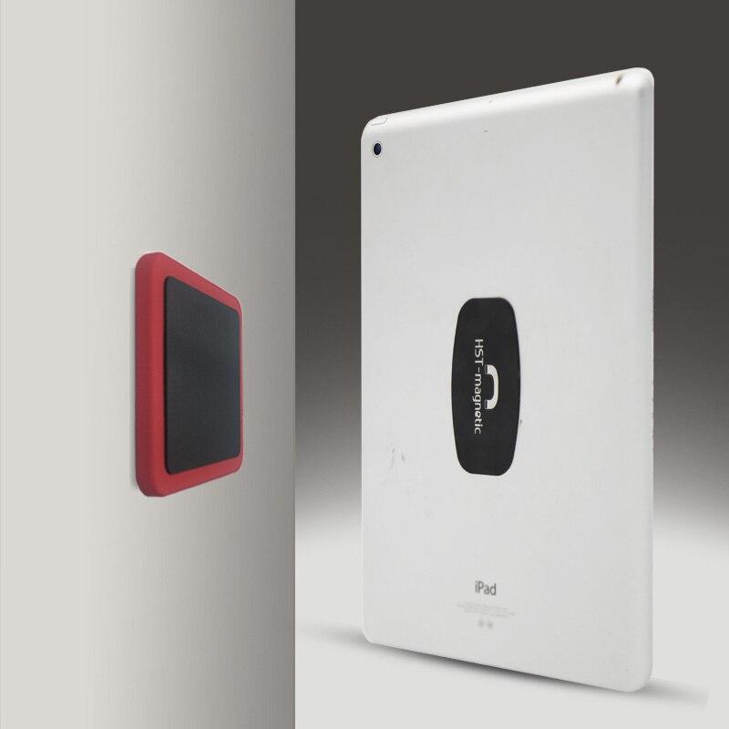 Montaje en pared Tablet soporte magnético imán adsorción principio conveniencia de recoger y lugar de apoyo todas las tabletas para iPad aire Pro