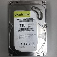 Seagate Brand 1TB Desktop PC 3.5 Internal Mechanical Hard disk SATA 3Gb/s 6Gb/s HDD 1TB 7200 RPM 8 MB / 32 MB Buffer