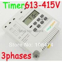 Three Phases 380v 415v TIMER RELAY Switch FREE SHIPPING SINOTIMER BRAND