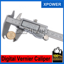 Wholesale prices Digital Vernier Caliper Electronic Accurately Measuring Stainless Steel Free Shipping
