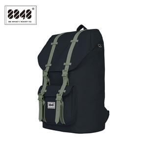 Image 3 - 8848 marka męski plecak turystyczny wodoodporne plecaki 20.6 L o dużej pojemności odporny komputer pośrednia poliester 111 006 008