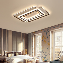 Luminaire Modern Led Ceiling Lights For Living Room Study Room Bedroom Home Dec AC85-265V lamparas de techo Ceiling Lamp dimming купить недорого в Москве