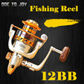 German technology Fishing Reel 12BB molinete spinning reel  carpa molinete de pesca roda spinning wheel brand fishing reel wheel
