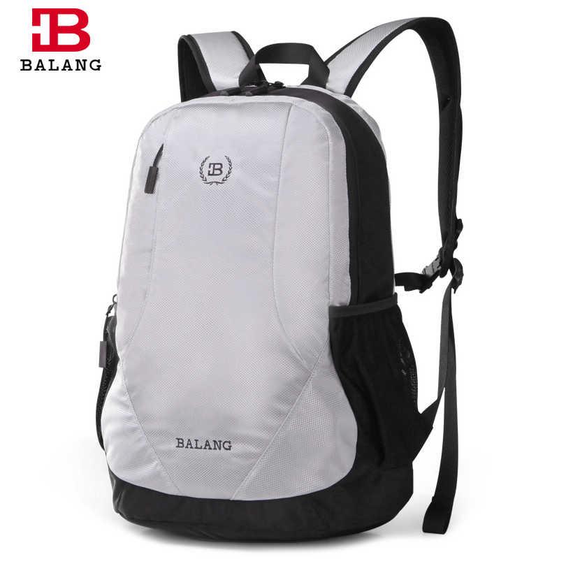 d104164ab6e2 BALANG Брендовые мужские непромокаемые рюкзаки для 15,6