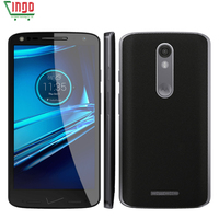 Unlocked Motorola DROID Turbo 2 XT1585 5 4 3GB RAM 32GB ROM Snapdragon810 4G LTE Mobile