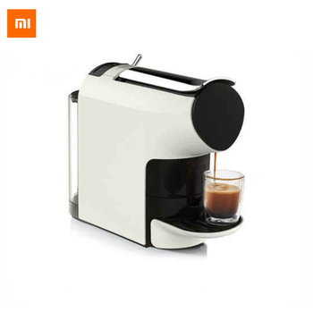 In Stock Xiaomi SCISHARE Capsule Espresso Coffee Machine 9 Level Concentration Preset Compatible With Multi-brand Capsules 1