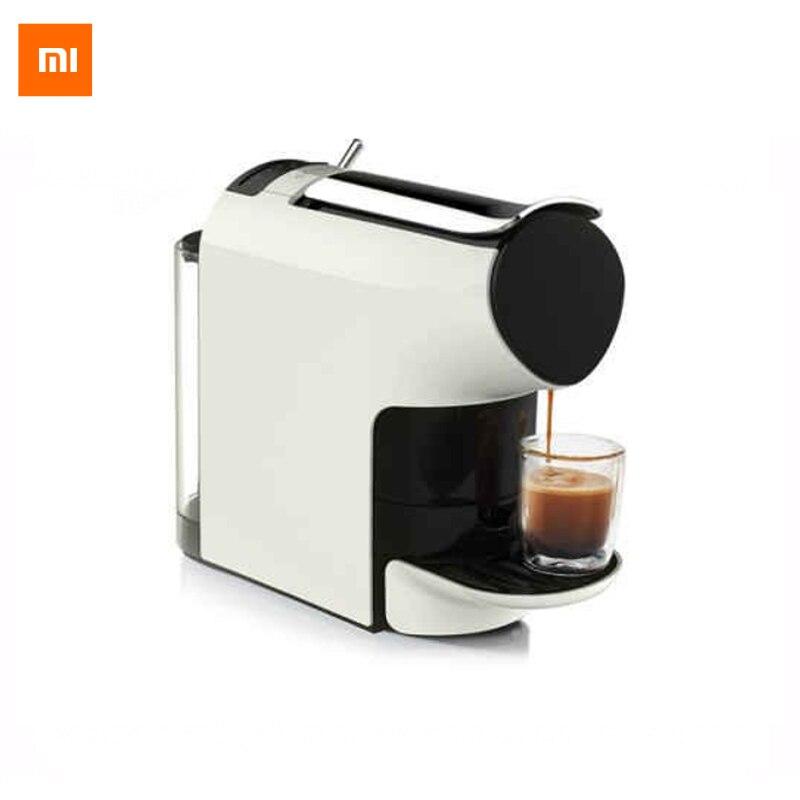 En stock xiaomi scishare cápsula máquina de café expreso 9 Nivel concentración preestablecido compatible con multi-Marca cápsulas