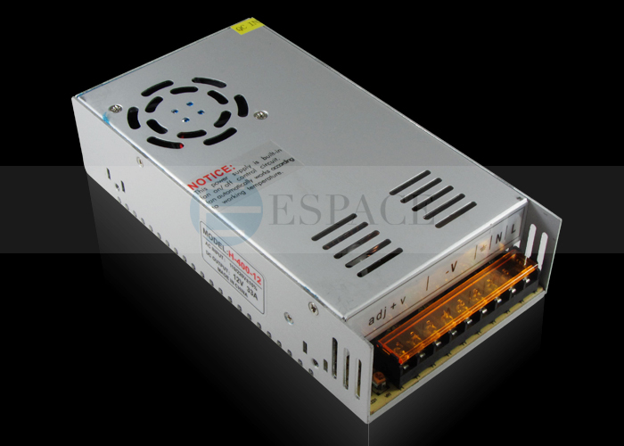 цена на 10piece/lot 400W 12V 33A Switching Power Supply Driver for LED Strip AC 100-240V Input to DC 12V good quality
