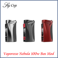 Original Vaporesso Nebula TC Box MOD 100W With Built In OMNI Board Electronic Cigarette Temp Control