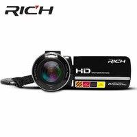 DHL MP100 цифровой Камера 1080 P 15fps Full HD 24MP D 3.0 дюймовый поворотный ЖК дисплей Экран видеокамера с беспроводной пульт дистанционного управления