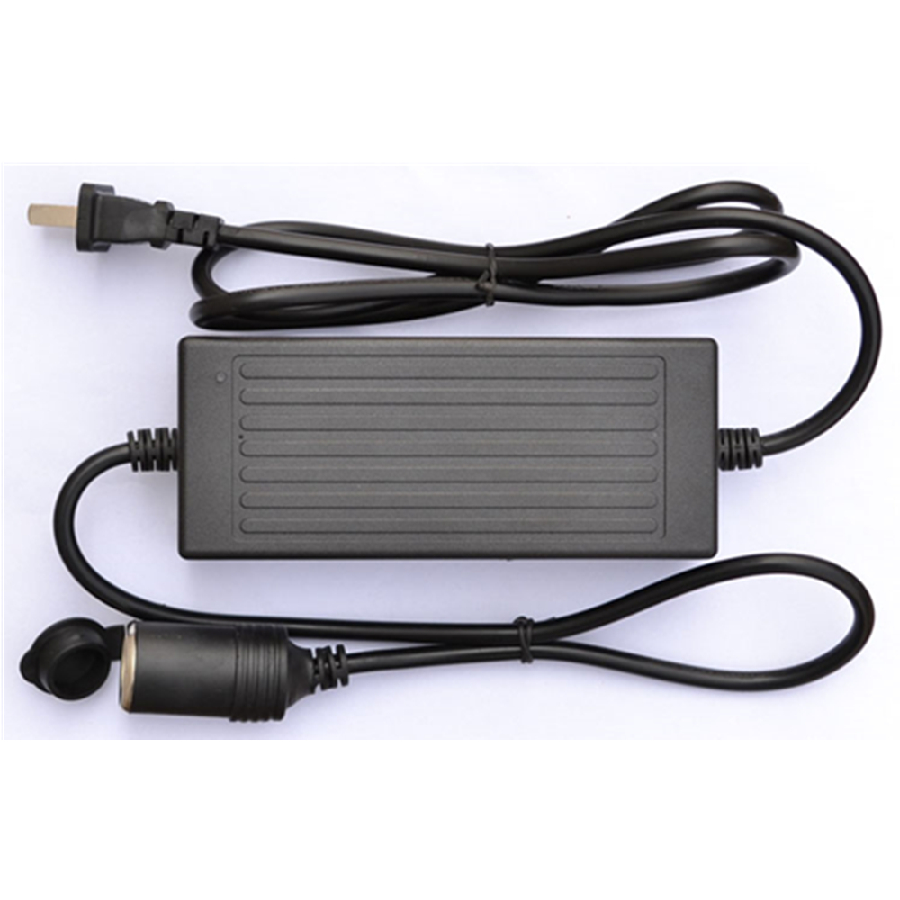 Image 2 - 120W Power convert AC 220v to 240V/110V input DC 12V 10A output adapter car power supply cigarette lighter converter US EU plug-in Cigarette Lighter from Automobiles & Motorcycles