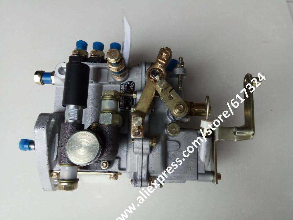 Laidong KAMA LL380BT, the high pressure fuel pump assembly, model 3QF98 laidong kama km385bt for tractors like jinma foton dongfeng the high pressure fuel pump 3i344 part number km385bt 10100