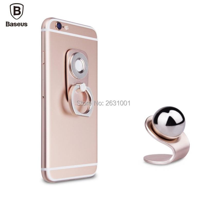 Buy baseus car phone holder finger ring - Soporte tablet mesa ...