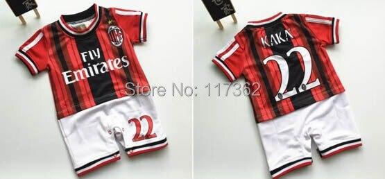2015 Ac Milan Baby Soccer Jersey Bodysuit 14 15 Kaka Jerseys 0 2 Years Newborn Infant 22 Kaka Football Shirt Baby Sport Clothes Shirt Vintage Clothes Wholesaleclothes Scrubs Aliexpress
