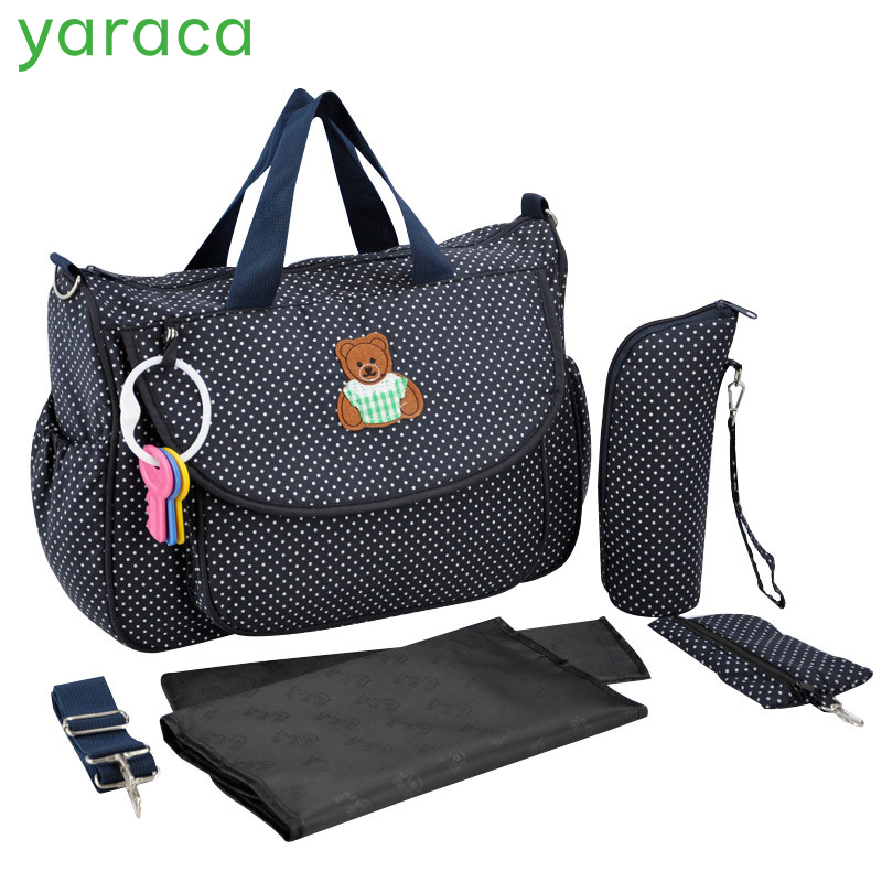 Baby Diaper Bags Designer Maternity Nappy Bags High Quality Multifunctional Handbags For Moms Stroller Bags With Big Capacity