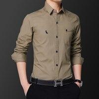 2019 dudalina мужская повседневная хлопковая рубашка мужская одежда зауженные официальные повседневные рубашки защищены aramy мужские рубашки дыш...