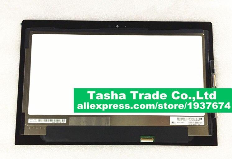 For Toshiba P35W  LCD Touch Digitizer Assembly LP133WF3-SPA1 1920*1080 FHD корм для волнистых попугаев padovan grandmix cocorite