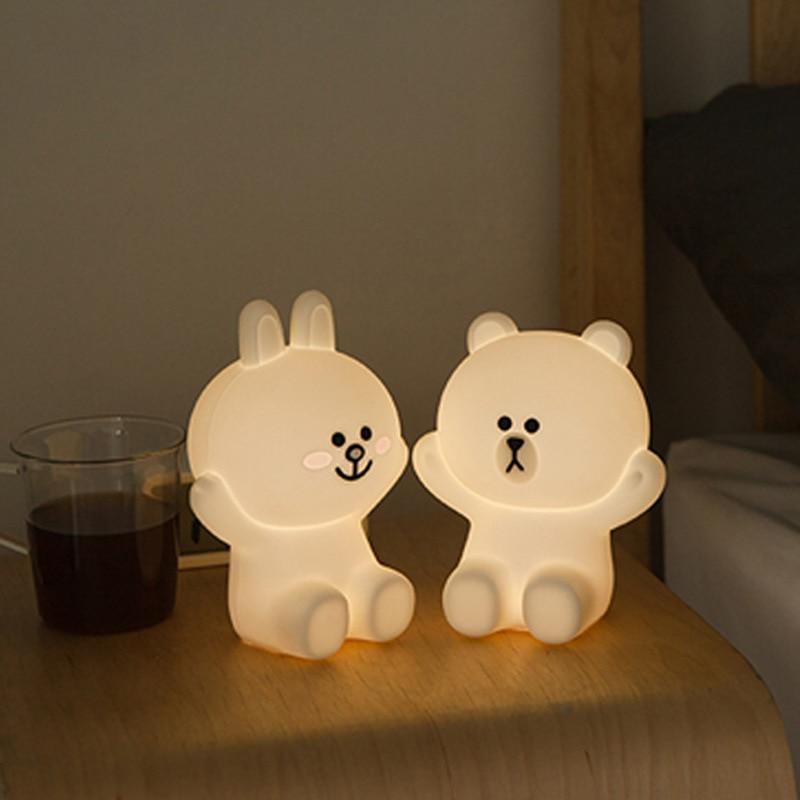 FENGLAIYI-Novel-Cute-Bear-Rabbit-Mini-LED-Rechargeable-UEB-Night-Light-Led-Lights-For-Home-Baby(1)