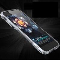 New High Quality Luxury Original Brand LUPHIE Aluminum Metal Bumper For Iphone 6 6S Plus Case