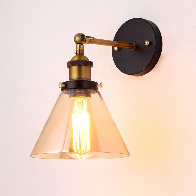 Precio al por mayor Loft Vintage Industrial Edison Lámparas de pared - Iluminación interior - foto 4