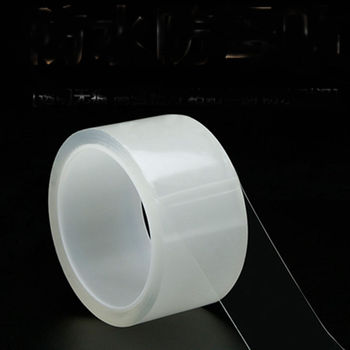 0.5mm thick *3M Multifunctional single-Sided Adhesive Nano Tape Traceless Washable Removable Tapes Gel Grip Sticker