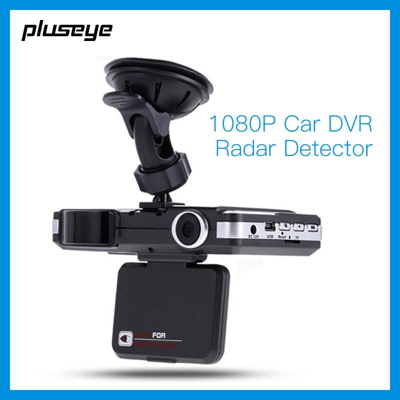 Radar Detector App >> 2 in 1 Car DVR Radar Detector 1080P HD dash cam Car detector anti radar Motion Detection Video ...