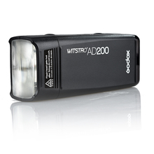 Godox AD200 Flash speedlite High-speed photographic Speed light For Canon Nikon Sony, 200W TTL Lithium Battery Pack цена